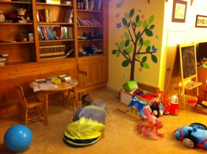 Daughter Person's Room